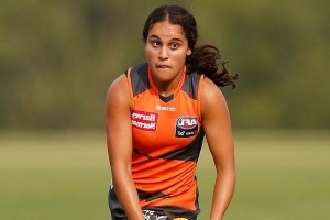 Sport: Jenna McCormick juggling AFLW and W-League careers