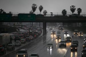 Mudslides, floods, rain, howling winds, 10 feet of snow: California braces for powerful, dangerous storm