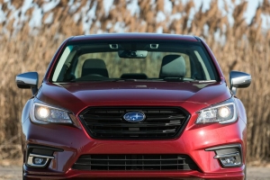 Auto Shows: 2020 Subaru Legacy First Look: Hello Again, Turbocharger