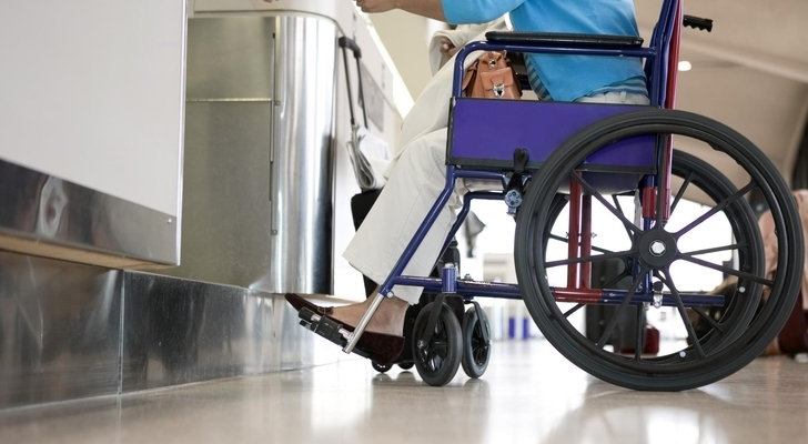 Wheelchair-User Awarded $4 Million in United Lawsuit