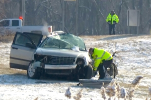 Five children die in car crash in Maryland