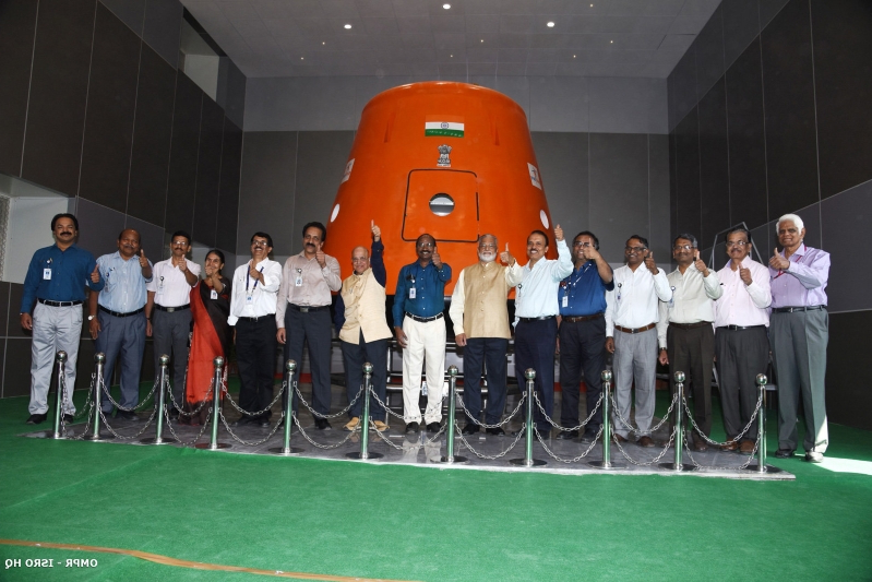 India opens its first center for human spaceflight