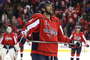 NHL on NBC: Cause for concern with Capitals' recent slide?