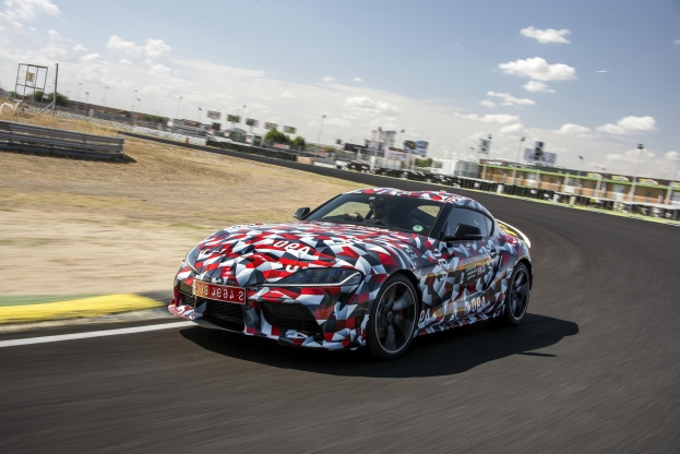 Auto Shows: 2020 Toyota Supra first drive review: More reset
