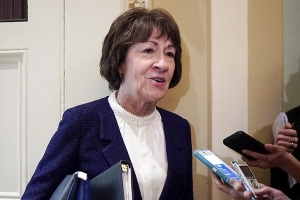Collins boasts best fundraising quarter after Kavanaugh vote