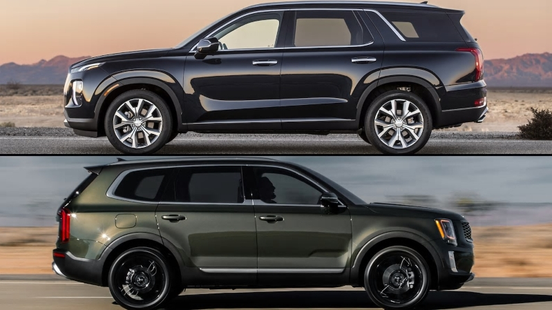 Enthusiasts Refreshing Or Revolting 2020 Kia Telluride Vs Hyundai