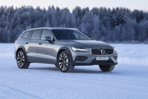 2020 Volvo V60 Cross Country first drive: A little goes a long way
