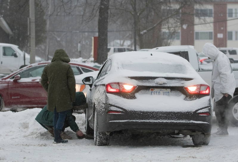 Here's what to do if your car won't start in cold weather