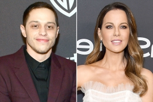 Kate Beckinsale, Seen Out with Pete Davidson, 'Loves the Attention' Younger Men Give Her: Source