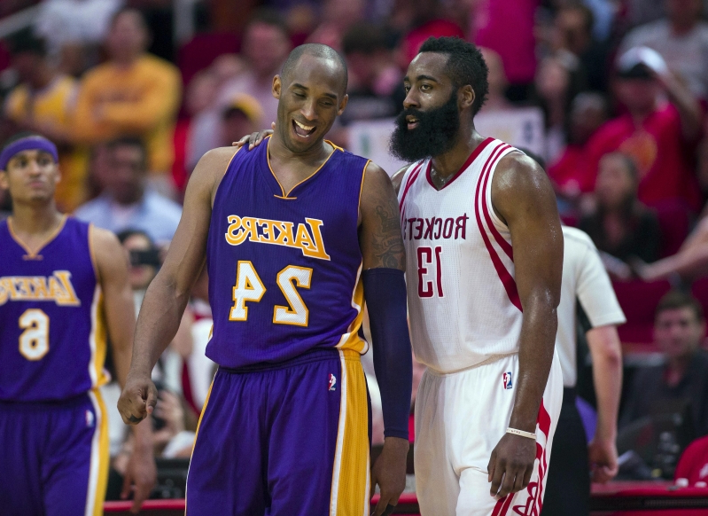 Kobe Bryant  Rockets can t win championship with James Harden dominating  ball 73c80fbf7