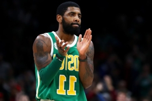 Report: Celtics not trading Kyrie Irving