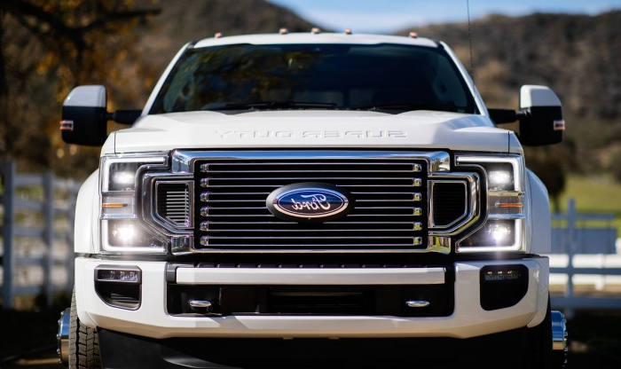 Research The 2020 Ford F Series Super Duty Has New Engines