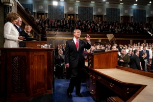 AP FACT CHECK: Trump's claims in his State of Union address