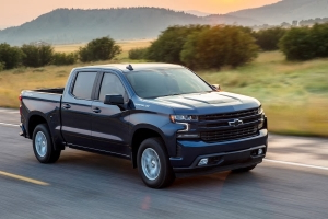 Electric Chevrolet Silverado Discussed in GM Earnings Call