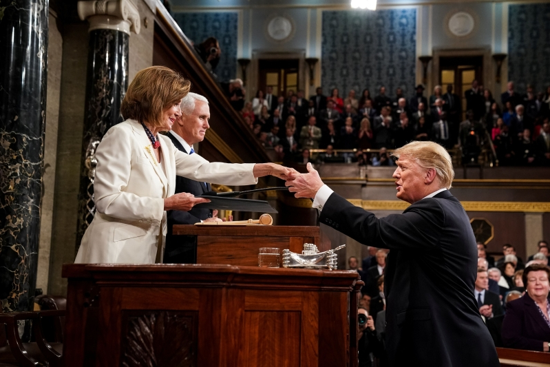 Image result for GUILFOYLE: PRESIDENT TRUMP'S STATE OF THE UNION WAS A GRAND SLAM