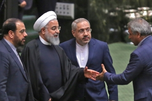 Rouhani says Iran ready to accept friendly US ties if it 'repents'