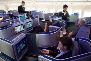 United Adding More United Polaris and United First Seats