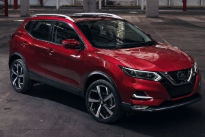 2020 Nissan Rogue Sport Gets Fresh Exterior Tweaks, More Safety Tech