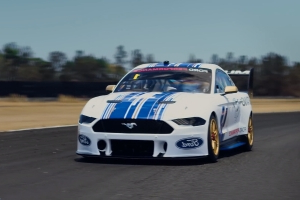 Australia-Only 2019 Ford Mustang V8 Supercar Is the Right Type of Ridiculous