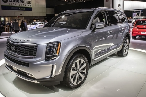 Kia Telluride three-row SUV pricing revealed