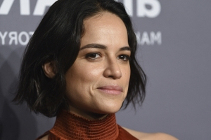 Michelle Rodriguez defends Liam Neeson: 'You can't call him a racist, ever'