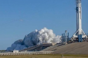 Technology: NASA astronaut set to blast off for first time since