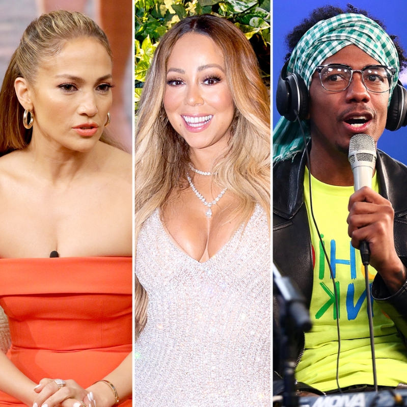 Nick Cannon Shades Ex Mariah Carey's Foe Jennifer Lopez: 'I Don't Know Her'
