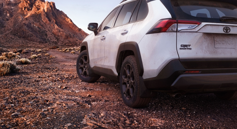 Auto Shows: The 2020 Toyota RAV4 Gets Better Off-Road