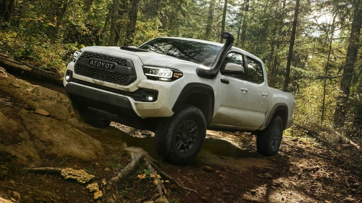 2020 Toyota Tacoma First Look: Popular Truck Gets an Update