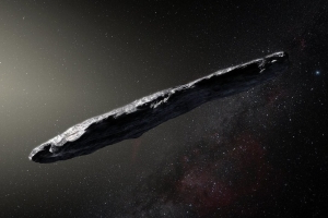 Astronomer offers entirely new theory to explain 'alien probe' asteroid