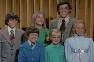 Brady Bunch kids reunite for HGTV project A Very Brady Renovation to restore their iconic home from hit show for 50th anniversary