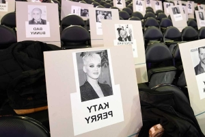 GRAMMYs 2019 Seating Chart Revealed -- Find Out Who's Sitting Next to Who!