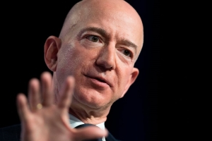 Jeff Bezos Accuses National Enquirer of 'Extortion and Blackmail'