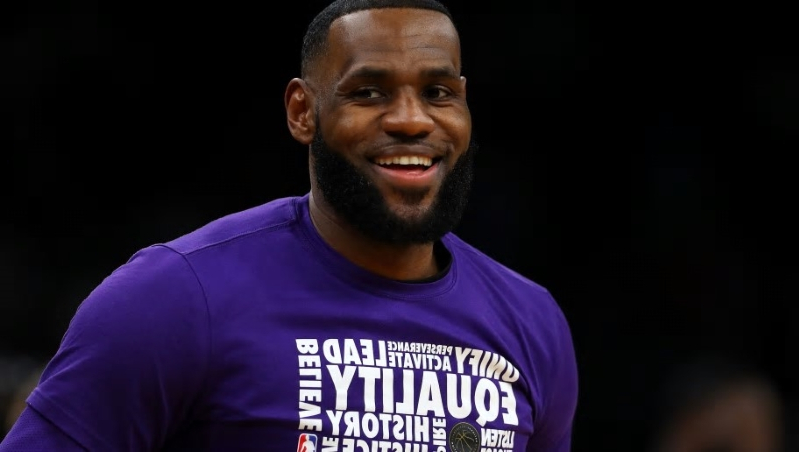94e3b1ee4821 LeBron James All-Star Game Starting Lineup is the Troll Job of the Year