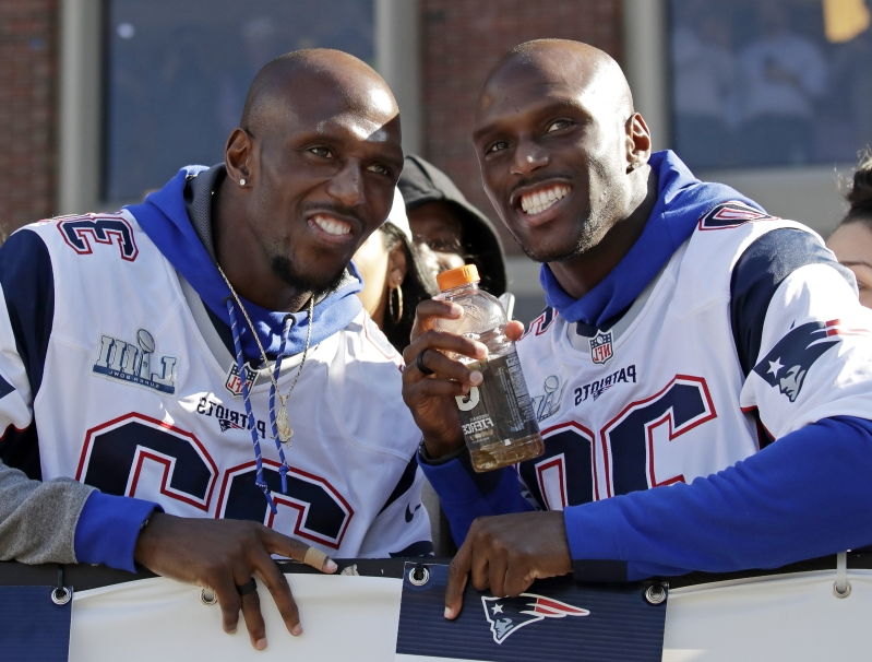 detailed pictures 34858 64742 Sport: McCourty twins downplay their decisions not to go to ...