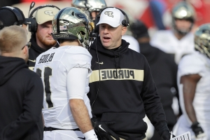 Purdue football coach Jeff Brohm will get $45,000 bonus for highly ranked recruiting class