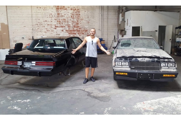 """Ownership: """"Twinz"""" Barn-Find 1987 Buick Grand Nationals Sell"""