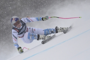 Vonn baffled by Shiffrin's decision to skip combined