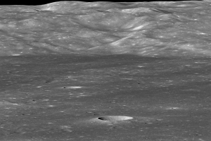 You need to squint to see China's Chang'e 4 lander in this stunning Moon photo