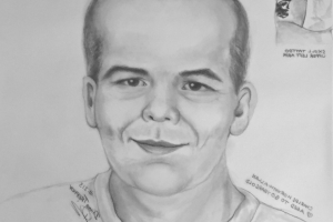 Have you seen this man? Forensic artist sketches image of man who disappeared 30 years ago