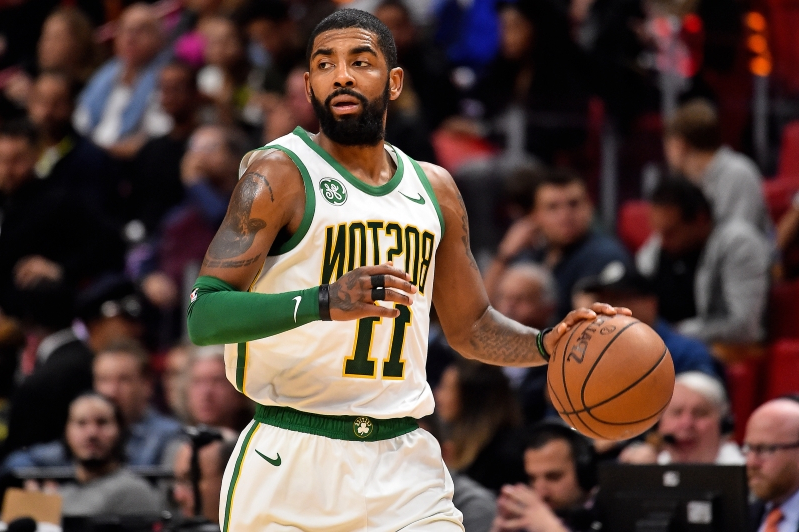 e0cc9b6fa00 Kevin O Connor  Kyrie Irving would re-sign if Celtics land Anthony Davis