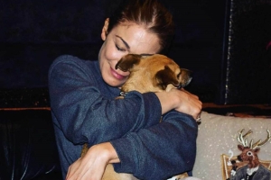 Image result for leann rimes dog