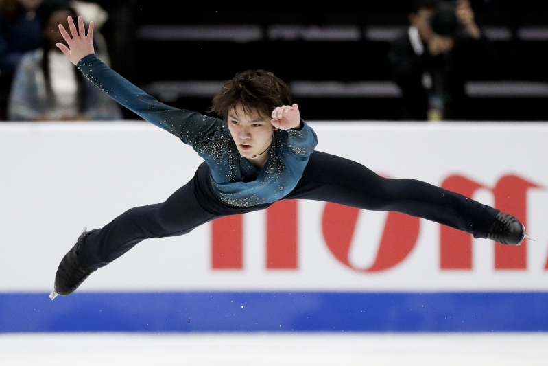 宇野昌磨: Sport: Japan's Shoma Uno Takes Men's Title At Four Continents
