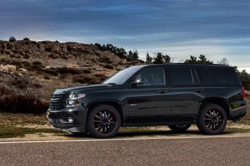 Aftermarket company offers 1,000-hp upgrade for Chevy Tahoe, Suburban
