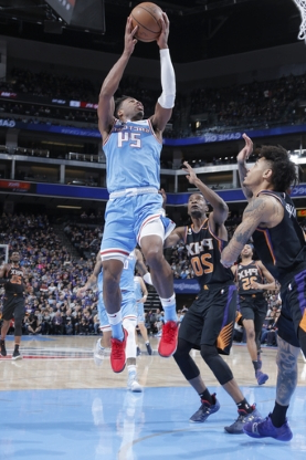 Bagley's 32 points help Kings extend Suns' skid to 14