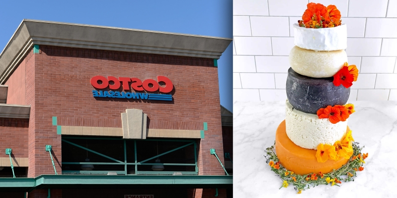 eba88ac6a7242 Food  Costco is selling a 24-pound wedding  cake  made entirely of ...