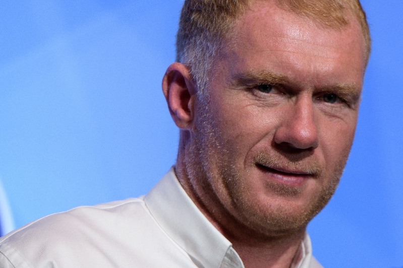 Former United great Scholes appointed manager of Oldham