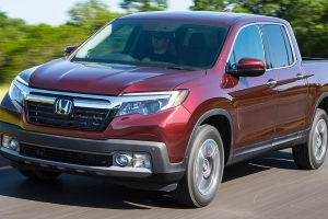 Honda Ridgeline Recalled Over Fuel Pump Issue