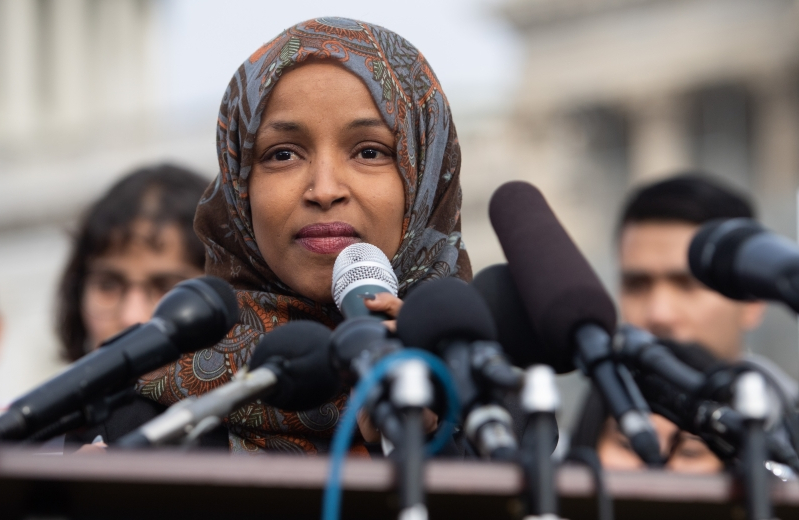 Ilhan Omar's AIPAC tweet sparks condemnation, including from Chelsea Clinton