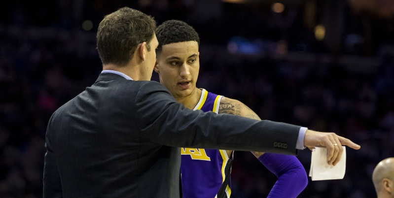 Kuzma: Trade rumors distracted 'a lot' of Lakers